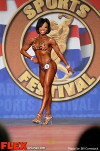 Nicole Duncan - 2013 Fitness International