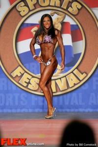 Trish Warren - 2013 Fitness International