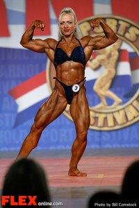 Olga Puzanova - 2013 Arnold Classic