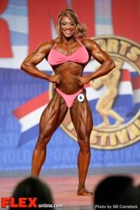 Kim Buck - 2013 Arnold Classic