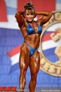 Angela Debatin - 2013 Arnold Classic