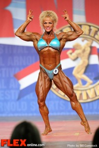 Cathy LeFrancois - 2013 Arnold Classic