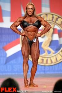 Yaxeni Oriquen - 2013 Arnold Classic
