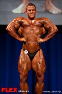 Jeff Long - 2013 Australian Pro