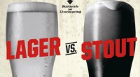 Food Fight: Lager vs. Stout