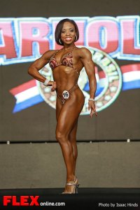 Nicole Duncan - 2013 Arnold Brazil