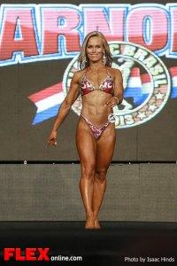 Allison Ethier - 2013 Arnold Brazil