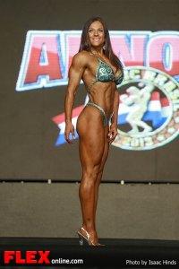 Trish Warren - 2013 Arnold Brazil