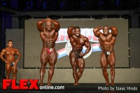 Comparisons - 2013 Arnold Brazil