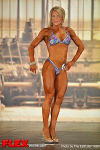 Whitney Jones - 2013 FIBO