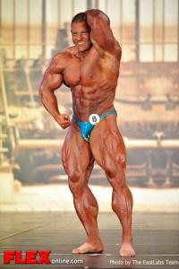Jeff Long - 2013 FIBO