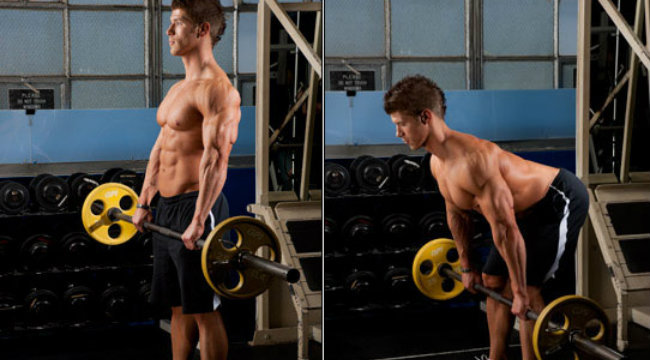 Work Your Hamstrings with Romanian Deadlifts