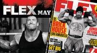 May 2013 Flex Magazine Issue Sneak Peek
