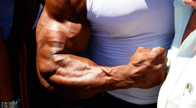 Greek bodybuilder big ass Freaky Forearms Built Fast Muscle Fitness