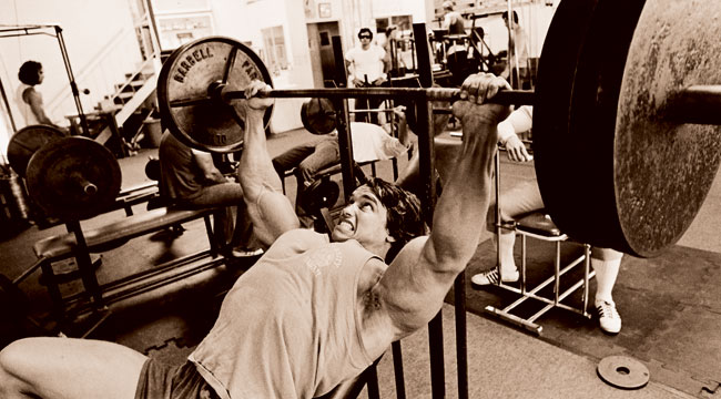 Bodybuilding vs. Weightlifting: Go Heavy!