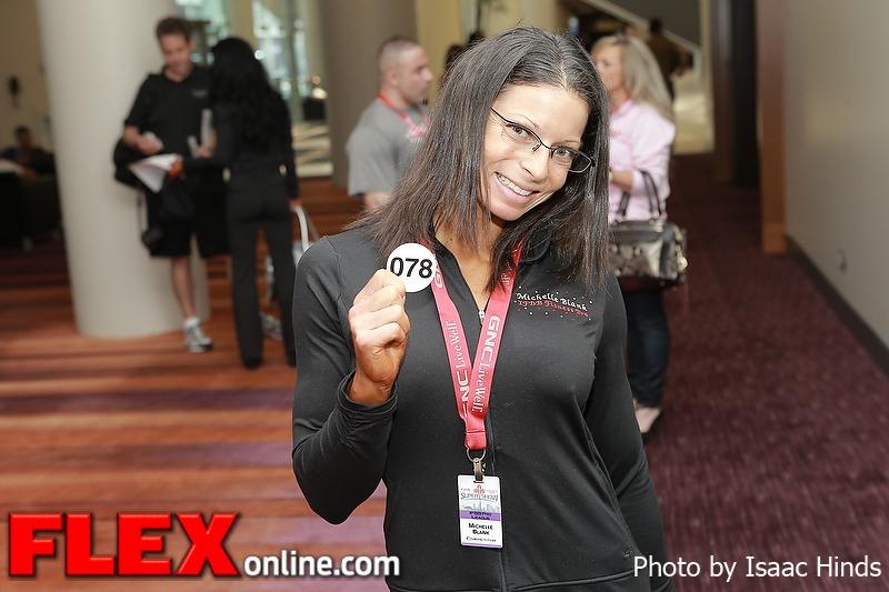 Check-In Photos - 2013 Toronto Pro