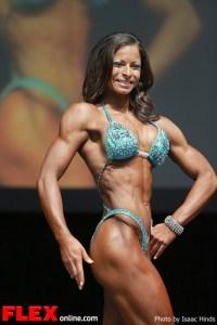 Michelle Blank - Fitness - 2013 Toronto Pro