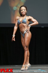Nicole Duncan - Fitness - 2013 Toronto Pro