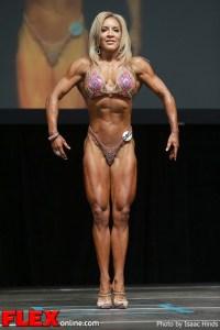 Ryall Graber Vasani - Fitness - 2013 Toronto Pro