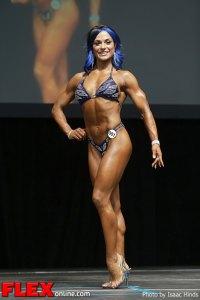 Vanda Hadarean - Fitness - 2013 Toronto Pro