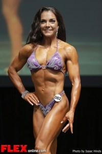 Fiona Harris - Fitness - 2013 Toronto Pro