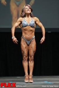 Amanda Hatfield - Fitness - 2013 Toronto Pro