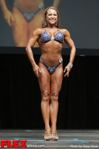 Babette Mulford - Fitness - 2013 Toronto Pro