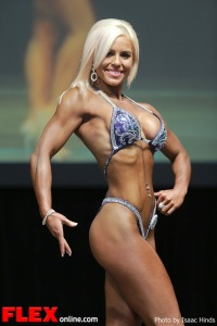 Ashley Sebera - Fitness - 2013 Toronto Pro