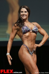 Tanis Tzavaras - Fitness - 2013 Toronto Pro