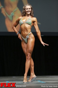 Eileen Wells - Fitness - 2013 Toronto Pro