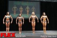 Comparisons - Fitness 2-Piece - 2013 Toronto Pro