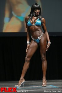 Danielle Carr - Bikini - 2013 Toronto Pro