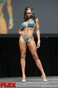 Eboney Chipman - Bikini - 2013 Toronto Pro