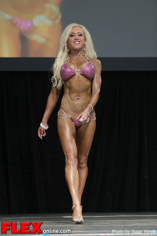 Becky Clawson - Bikini - 2013 Toronto Pro