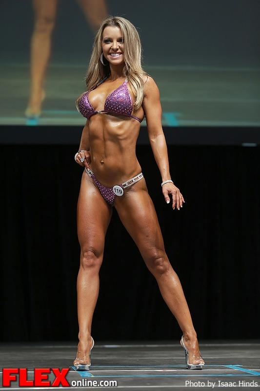 Dana French - Bikini - 2013 Toronto Pro