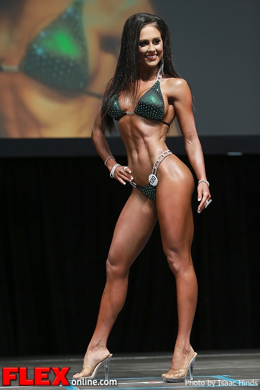 Ashley Kaltwasser - Bikini - 2013 Toronto Pro