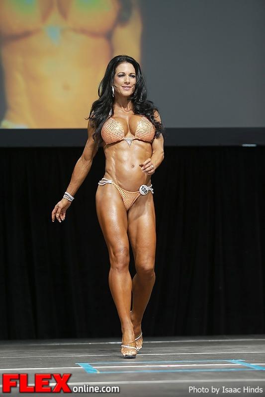 Janet Lynn West - Bikini - 2013 Toronto Pro