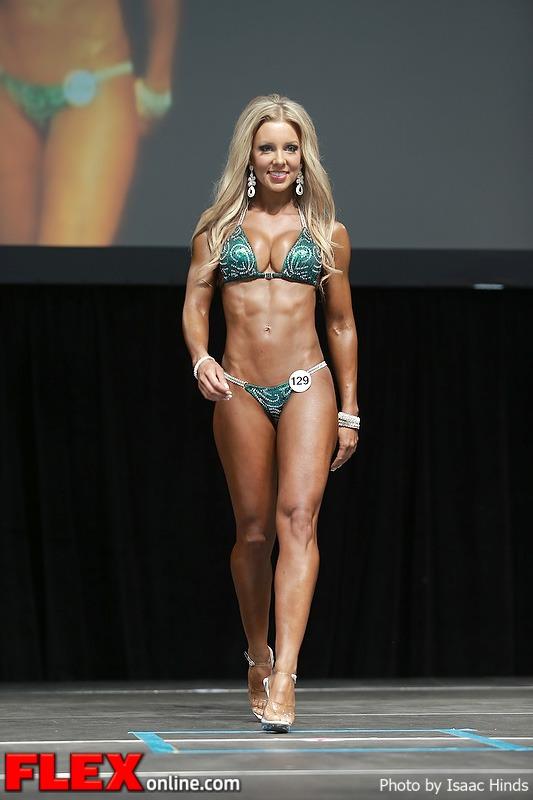Jaclyn Wilson - Bikini - 2013 Toronto Pro