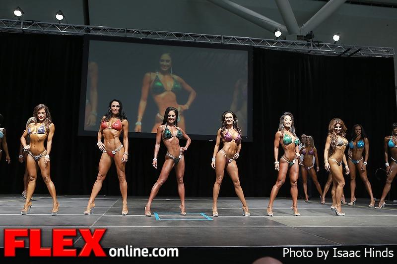 Comparisons - Bikini - 2013 Toronto Pro
