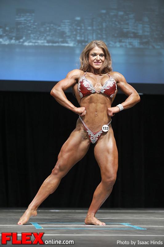 Debbie Cellini - Women's Physique - 2013 Toronto Pro