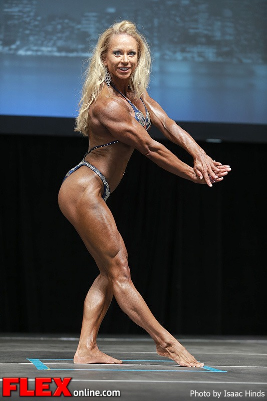 Jill Dearmin - Women's Physique - 2013 Toronto Pro