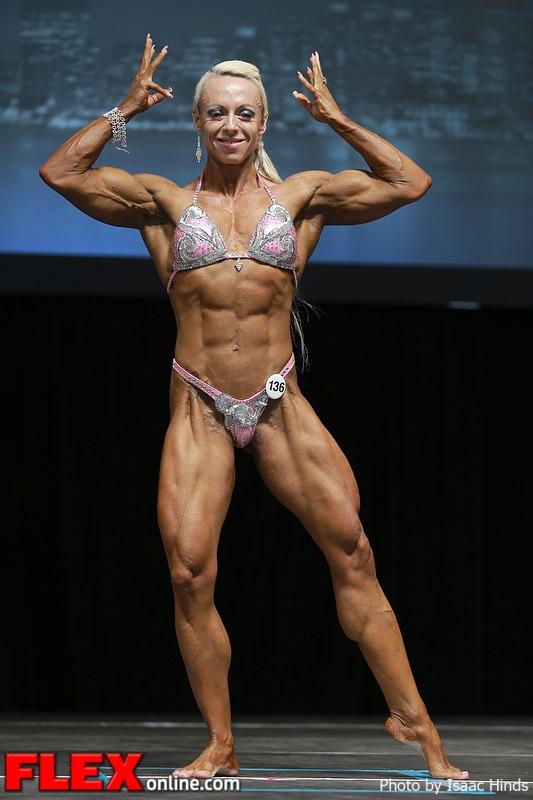 Nathalie Falk - Women's Physique - 2013 Toronto Pro