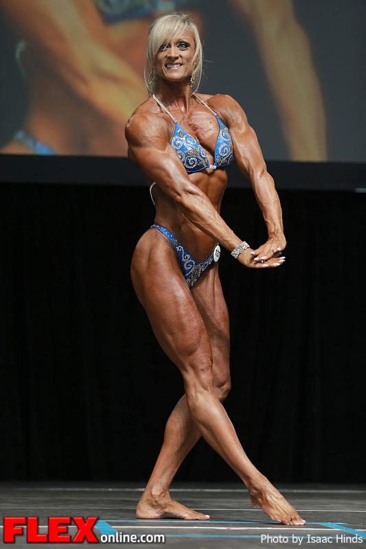 Cynthia Jansen - Women's Physique - 2013 Toronto Pro