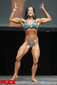 CeaAnna Kerr - Women's Physique - 2013 Toronto Pro