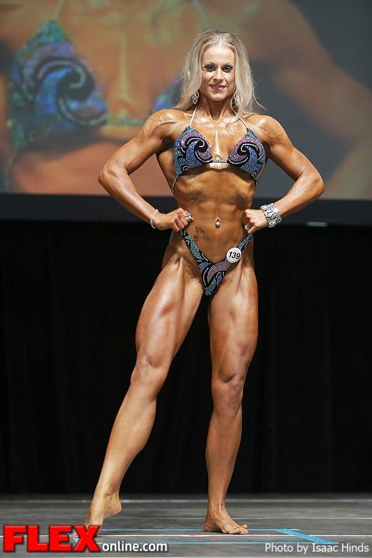 Michelle Krack - Women's Physique - 2013 Toronto Pro