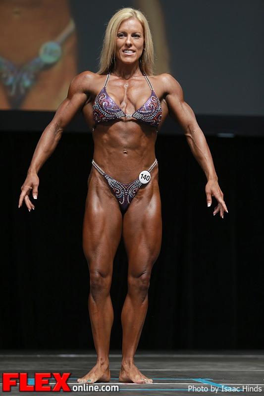 Sandra Lombardo - Women's Physique - 2013 Toronto Pro