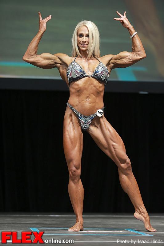 Mindi O'Brien - Women's Physique - 2013 Toronto Pro