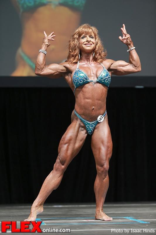 Tammy Patnode - Women's Physique - 2013 Toronto Pro