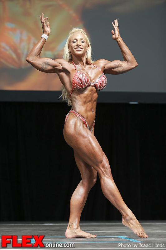 Jill Rudison - Women's Physique - 2013 Toronto Pro