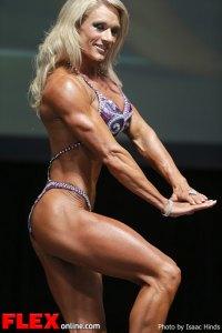 Joelle Smith - Women's Physique - 2013 Toronto Pro